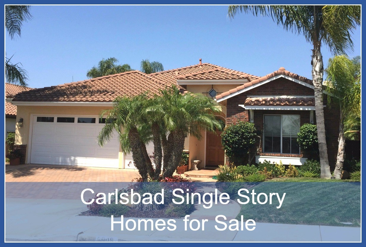 Homes for Sale near Carlsbad Village