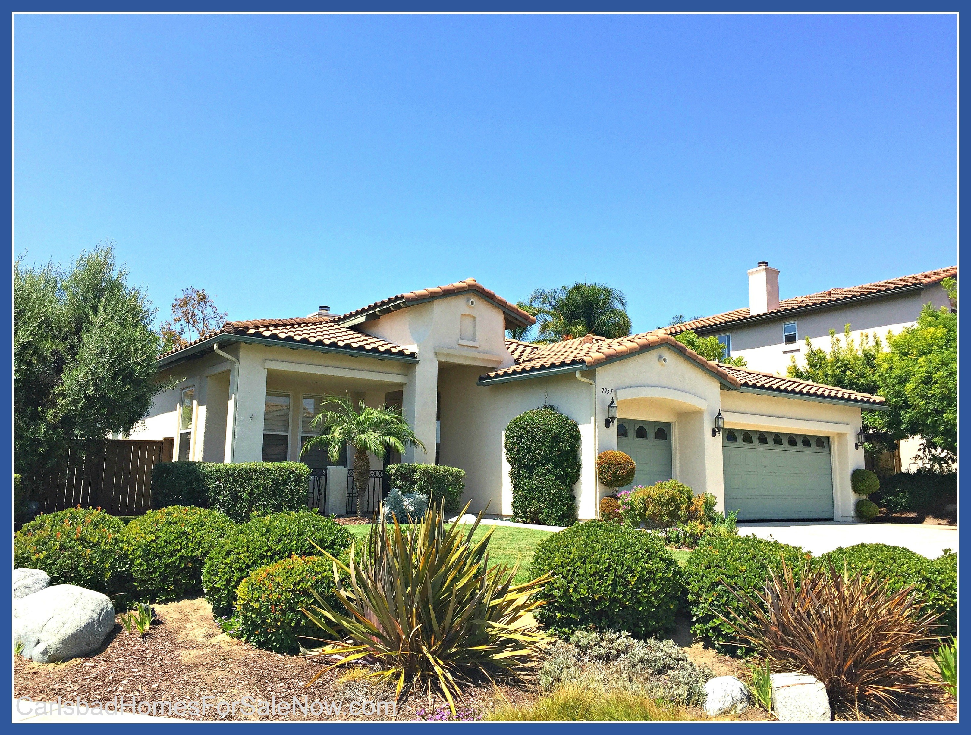 Carlsbad homes for sale with a guest house