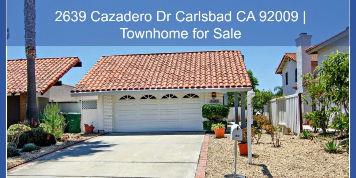 Townhomes in Carlsbad CA