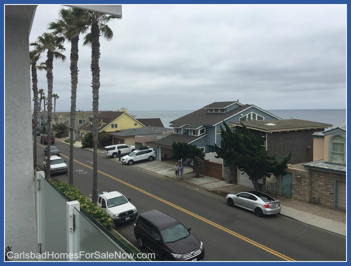 Homes in Carlsbad for Sale with an Ocean View