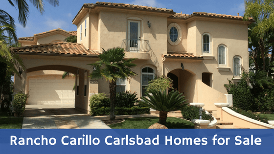 Homes for Sale in Rancho Carillo Carlsbad